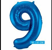 Folieballon 9
