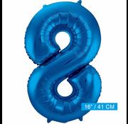 Folieballon 8