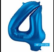 Folieballon 4