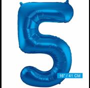 Folieballon 5
