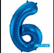 Folieballon 6