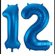 Folie ballonnen 12