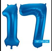 Folie ballonnen 17