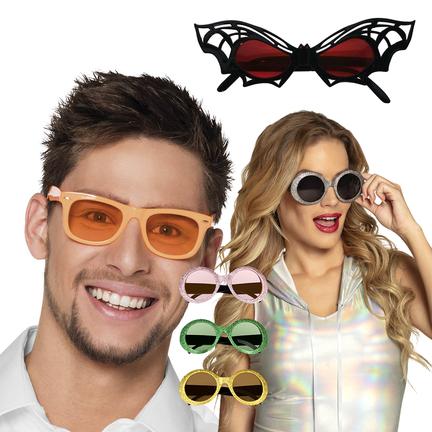 De leukste verkleed brillen
