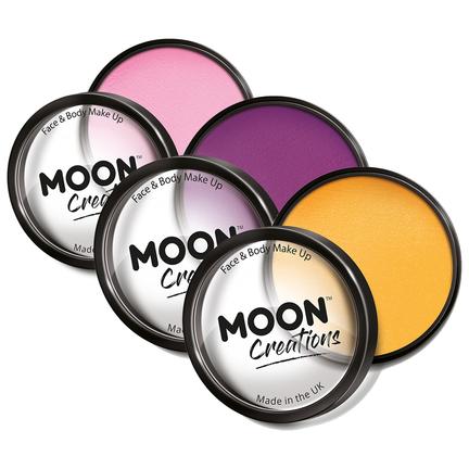 Standaard schmink in alle kleuren