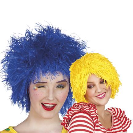 Clown Pruiken online kopen