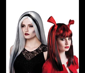 Heksen pruiken