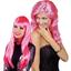 Roze pruik online kopen