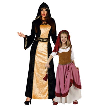 Middeleeuwen / Vikingen kostuums