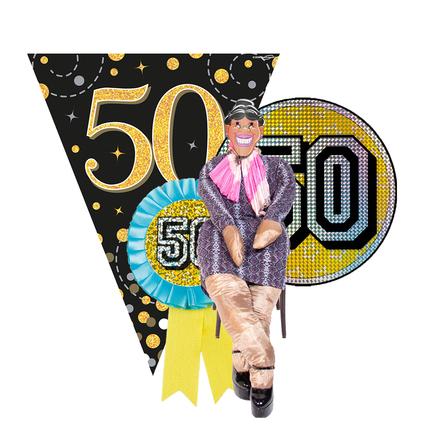 50 jaar feest artikelen