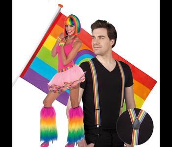 Amsterdam Gay Pride 2019 kleding