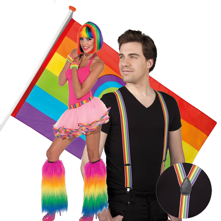 Amsterdam Pride 2020 kostuum