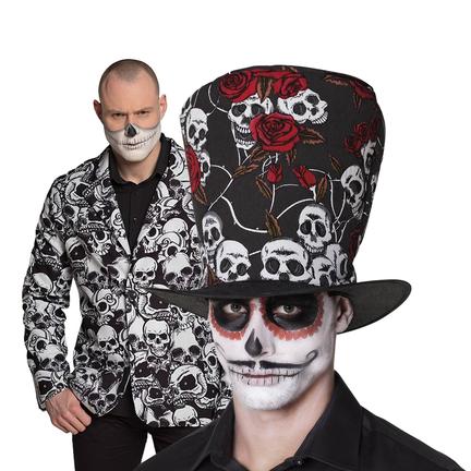 Dia de los muertos outfit