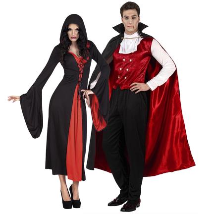 Dracula kleding