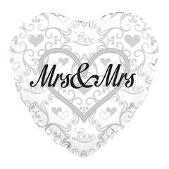 Mrs and Mrs ballon