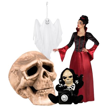 Halloween feestje