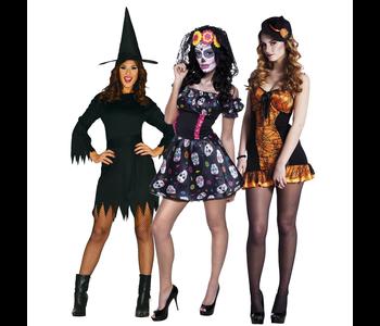 Halloween kleding dames