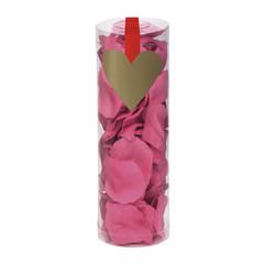 Roze nep rozenblaadjes