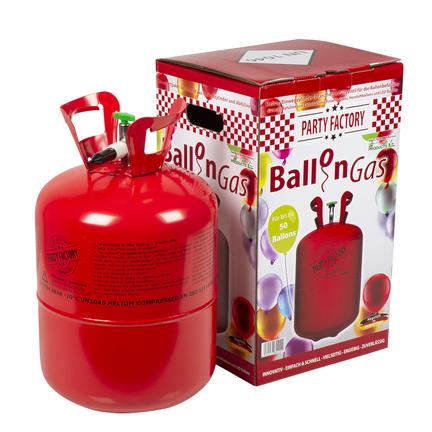 Helium gas voor ballonnen