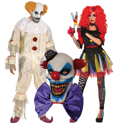 Horror clowns / Horror clown