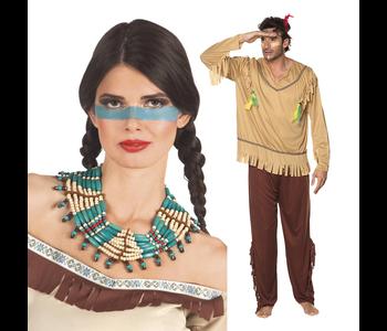 Indianen pakken