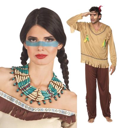 Indianenpak | Indianen paken