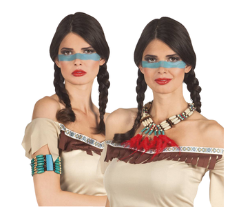 Indianen sieraden