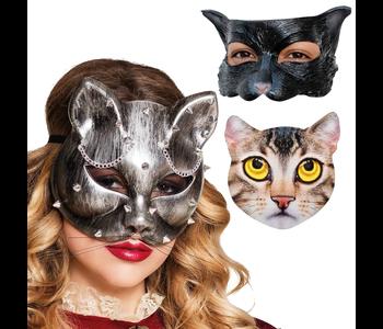 Katten maskers