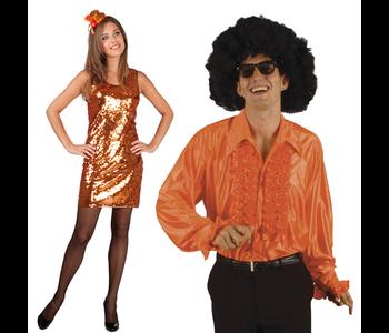 Oranje pak