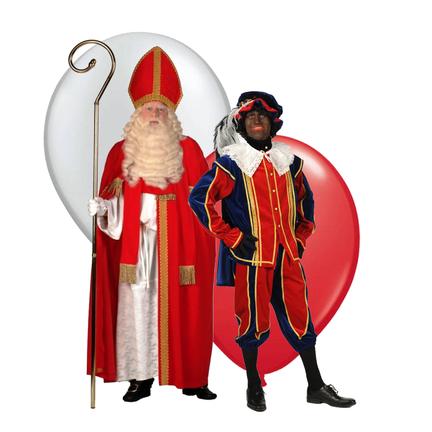 Sinterklaas en Pieten kostuums
