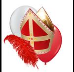 Sinterklaas en Piet accessoires