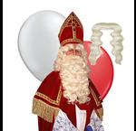 Sinterklaas baardstellen