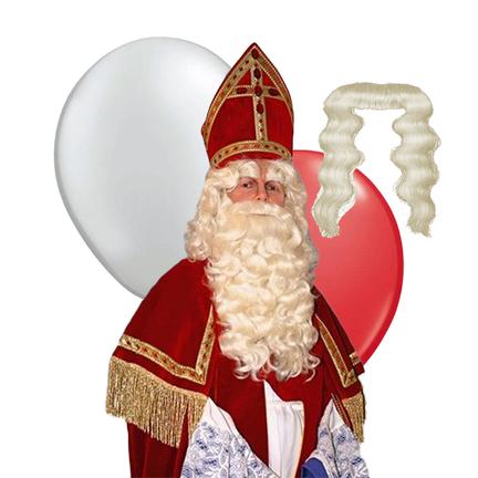 Sinterklaas baardstellen kopen