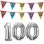 17 tot 100 jaar party artikelen