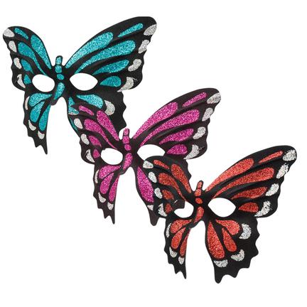 Vlinder maskers