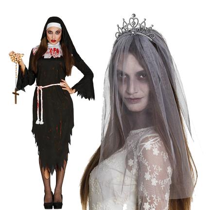 Zombie kostuums / Zombie kostuum