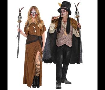 Voodoo kostuums