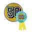 Versiering 50 jaar