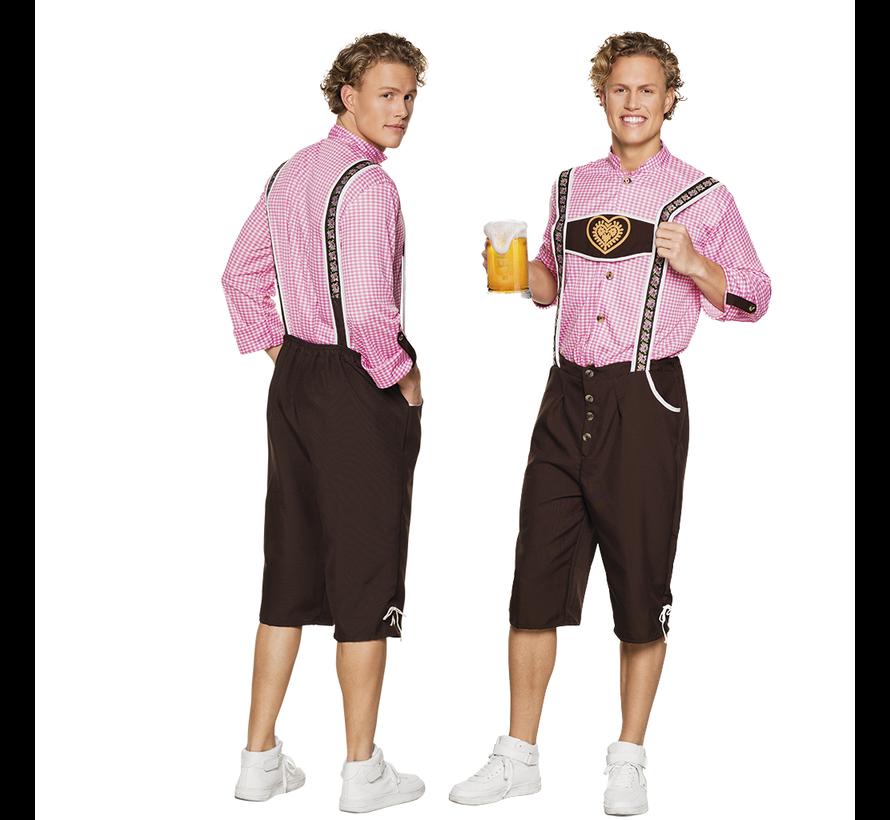 lederhosen oktoberfest outfit