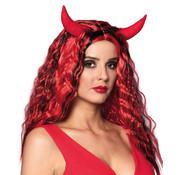 Pruik She-devil