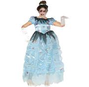 Zombie Frozen princess