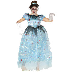 Zombie Frozen princess