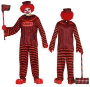 Horror clown gevangene