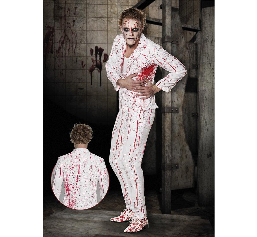 Dokter horror pak wit
