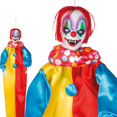 Horror clowns hangdecoratie pop