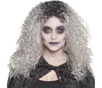 Dames Zombie Pruik