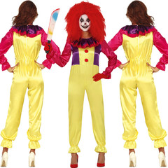 Dames Clown kostuum it