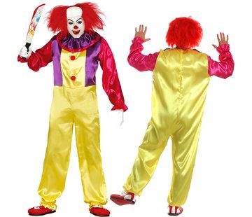 Clown kostuum it