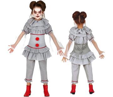 Clown IT kostuum kind