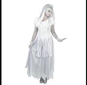 Horror bruid jurk